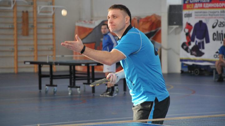 Чемпионат ГПС МО по настольному теннису открыл Спартакиаду ГПС МО 2019 года