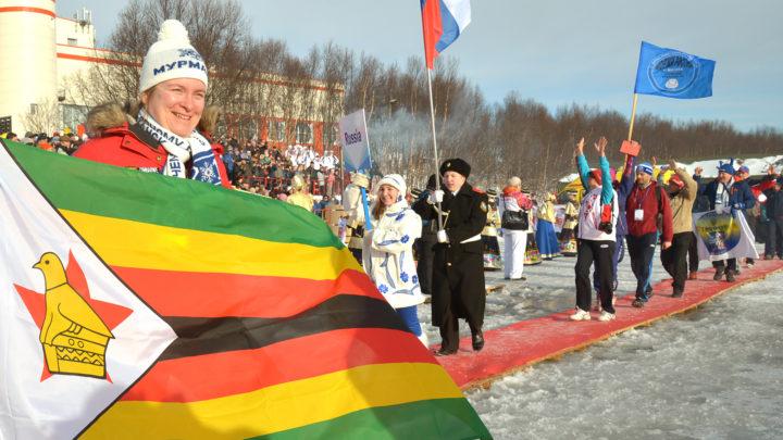 В Мурманске стартовал III Чемпионат мира и I Кубок Арктики по ледяному плаванию