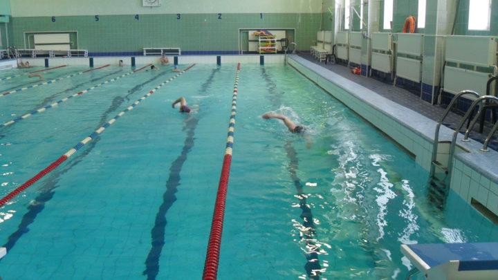 В Оленегорском филиале ГПС МО прошло первенство по плаванию