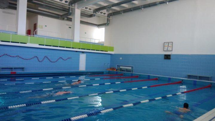 В Печенгском филиале ГПС МО прошли соревнования по плаванию