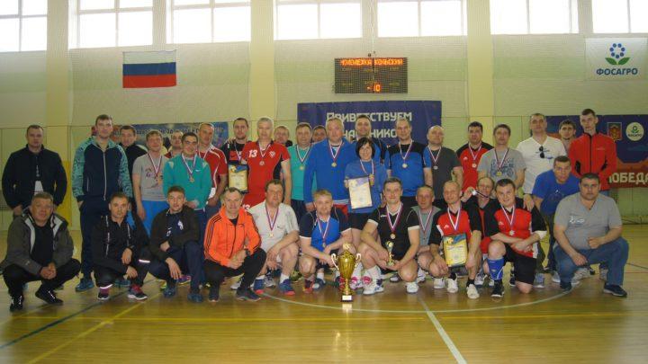 В Кировске прошел Чемпионат Мурманской области по волейболу