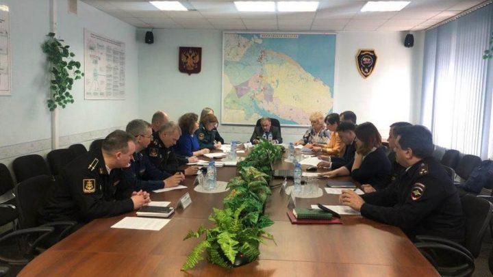 Состоялось рабочее совещание по вопросу о порядке задержания транспортных средств Министерства обороны РФ и организации взаимодействия  при реагировании на них АСОРМ с уровнем потенциального риска «крайне высокий»