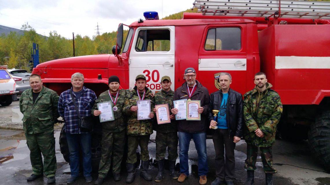 В Кировском филиале ГПС МО прошел II этап соревнований по скоростному маневрированию на пожарном автомобиле